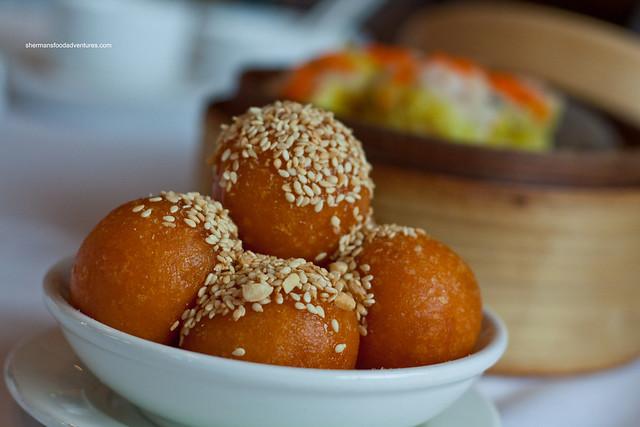 Sweet Fried Rice Balls | Flickr - Photo Sharing!