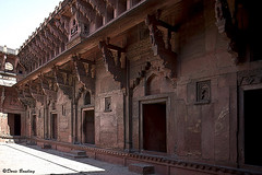 Agra Fort, Agra, India 2011