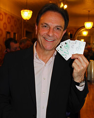 Brian Capron he's lethal with spades and supporting GOSH