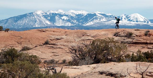 Vidar on the ridge
