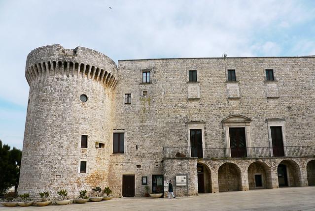 Conversano, Pouilles, Italie