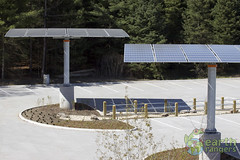 Solar Panels at Earth Rangers