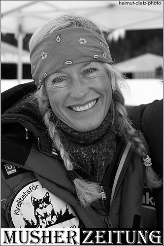 Inger-Marie Haaland at La Grande Odyssee  2011