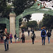 Sather Gate - UC Berkeley Campus by ndiazm