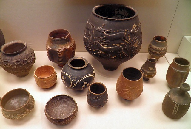 Imported Fine Wares, Roman Britain, British Museum