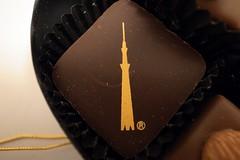 20110205 Snap / Tokyo Sky Tree chocolate 東京スカイツリーチョコ