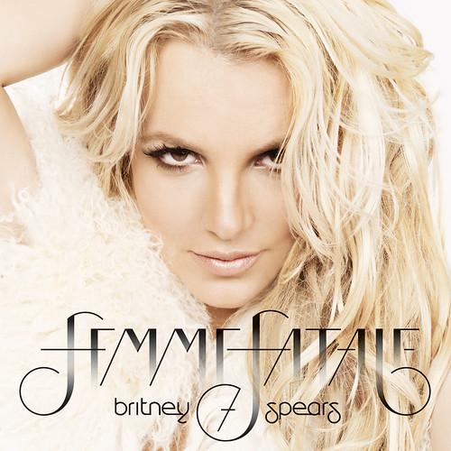Britney Spears: Famme Fatale