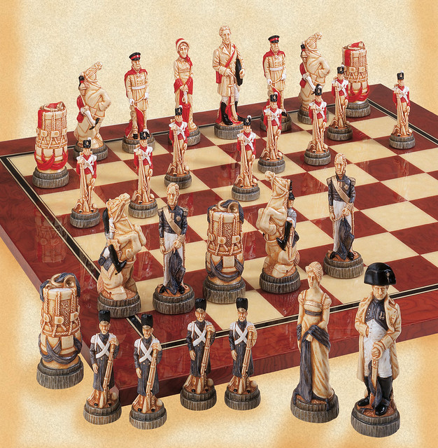Waterloo Chess Sets Flickr Photo Sharing