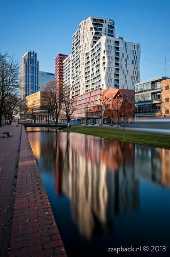 Calypso 25 seconds / Westersingel / Rotterdam