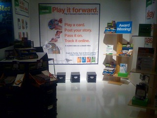 Boom Boom! Cards booth #6073 ready to roll! #TF11