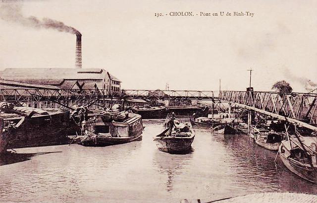 CHOLON - Pont en U de Binh Tay