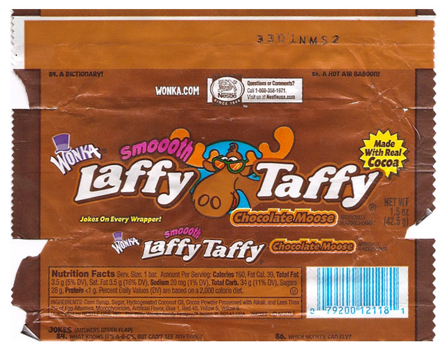 taffy wrapper machine