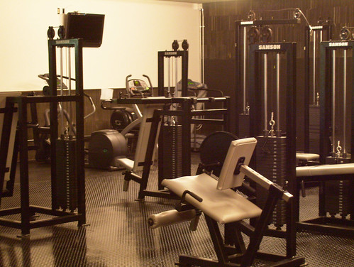 Corbett Fitness Center Exercise Equipment