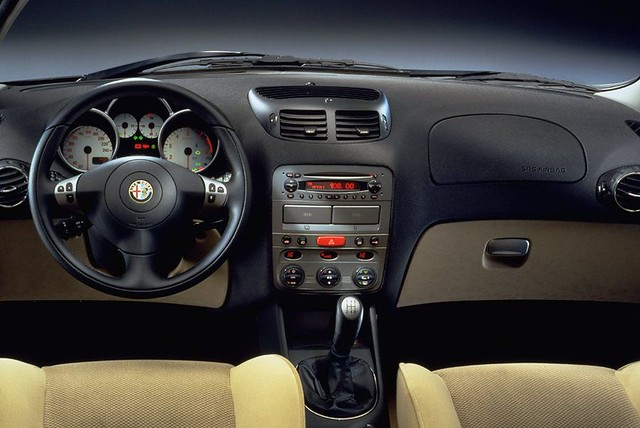 alfa 147 interior view flickr photo