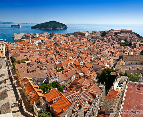 DUBROVNIK - Croatia by FRANK SMOUT IMAGES