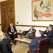 Secretary General Meets with European External Action Service Representative