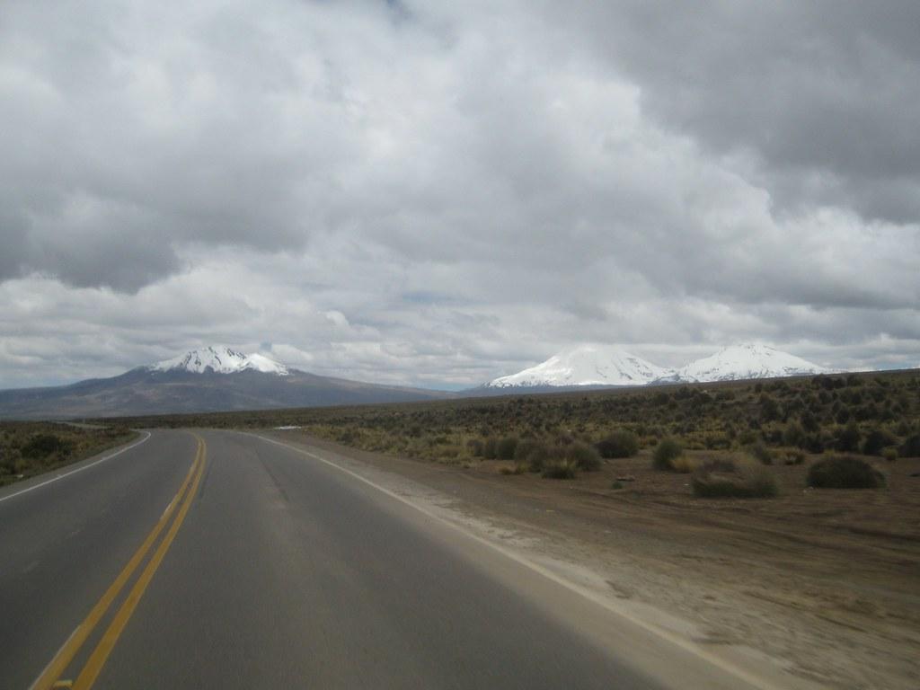 Bolivian Alto Plano