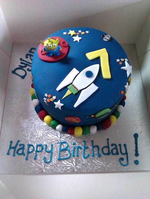 astronomy cakes