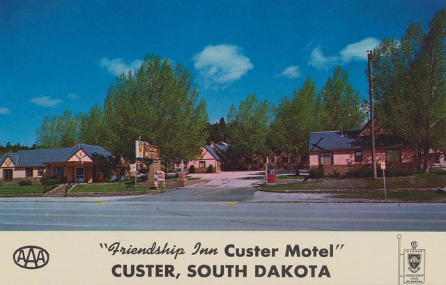 Custer Motel Custer South Dakota Flickr Photo Sharing