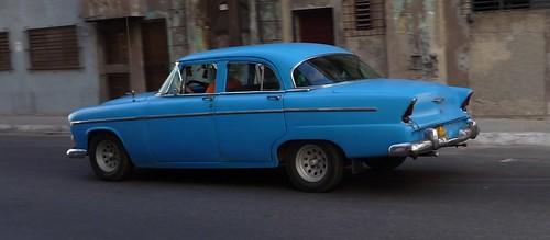 Cars in Cuba, Cuba