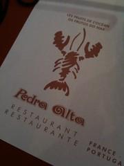 Restaurant portugais Pedra Alta