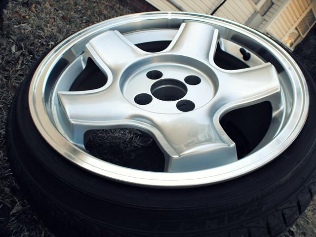 16x9 schmidt modern line wheels mint. Black Bedroom Furniture Sets. Home Design Ideas