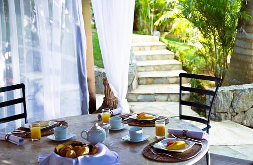 hotel PORTO BAY BUZIOS   breakfast in a private lounge