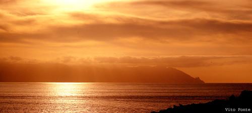 sunset naturaleza nature tenerife puestadesol islascanarias vitofonte