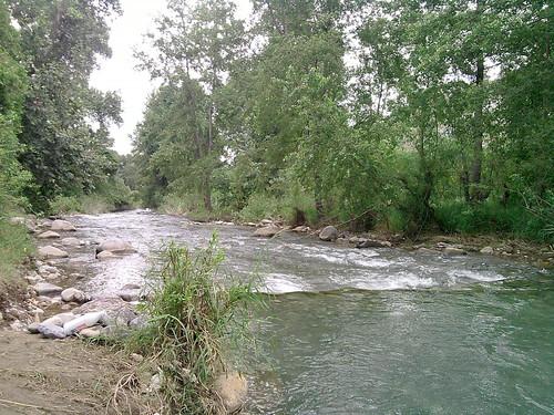 paisajes rio ciudadvictoriatamaulipas riosanmarcos