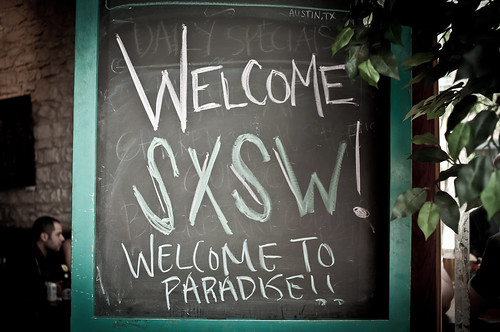 SXSW - Welcome to Paradise