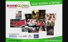 HASTINGS Shane Global Language Centres - Social Activities by Shane Global Language Centres