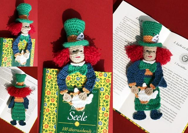 Mad Hatter Amigurumi : Flickriver: Photoset Crochet Amigurumi, Food, Animals by ...