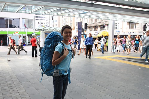 The Backpacker Me