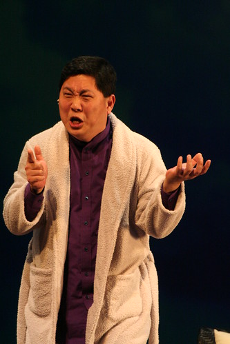 2011臺灣國際藝術節 那一夜在旅途中說相聲 彩排記者會圖片
