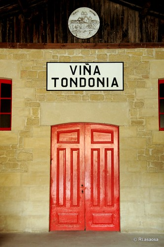 Bodegas Viña Tondonia, Haro by Rufino Lasaosa