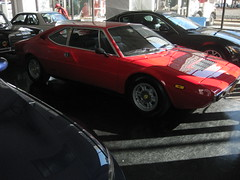 race car, automobile, vehicle, ferrari gt4, ferrari 308 gtb/gts, land vehicle, supercar, sports car,