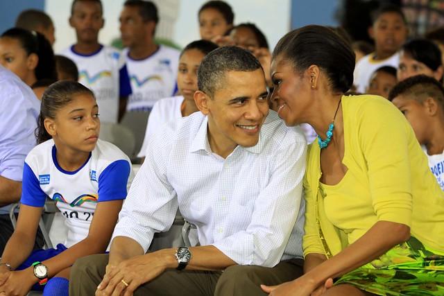 Presidente Barack Obama no Rio de Janeiro / U.S. President Barack Obama in Rio de Janeiro