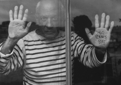 Picasso on LOST