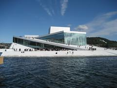 Oslo's Opera House