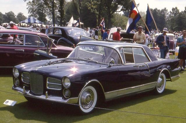 1959 Facel Vega Excellence 4 door hardtop