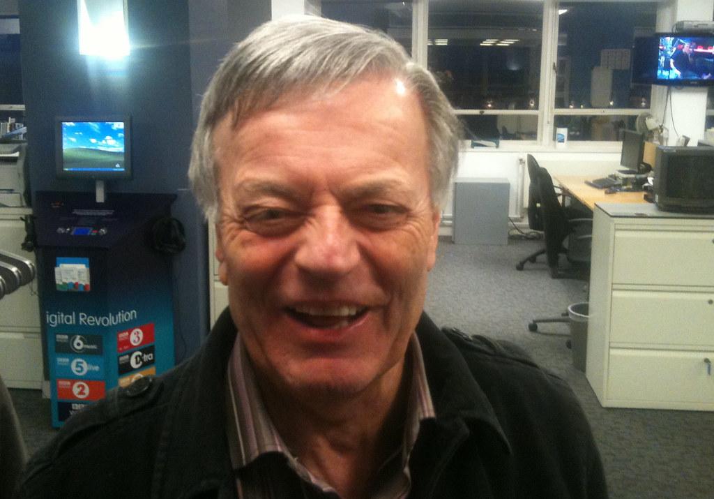 Tony Blackburn Wig 51