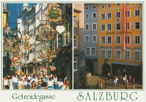 Historic Centre of the City of Salzburg