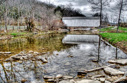 kentucky coveredbridge hdr