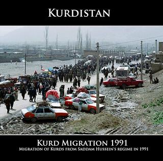 Kurdistan Migration   1991