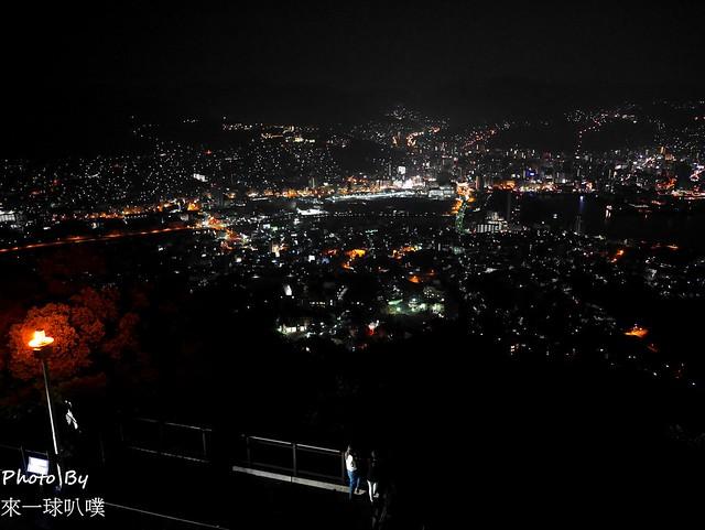 長崎道佐山夜景58