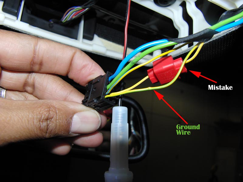 hardwire radar detector install  f10  - bimmerfest