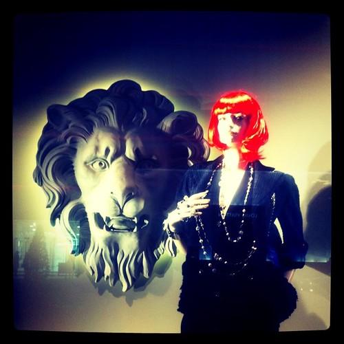 ライオンとシャネ子 #instagram