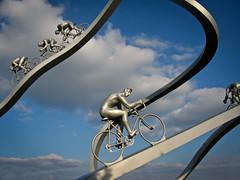 Tour de France monument