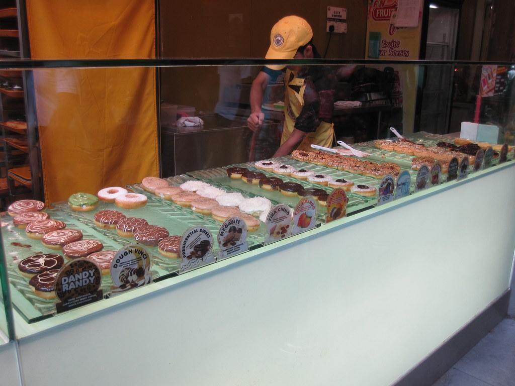Donuts - Kuala Lumpur