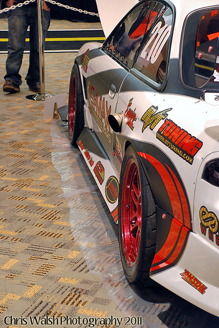 Pics from 2011 motor trend auto show baltimore md for Exclusive motor cars baltimore md 21215